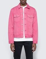 Acne Studios Beat Pink Jacket