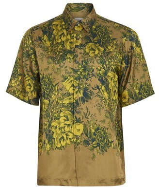 Dries Van Noten Floral shirt
