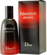 Christian Dior Fahrenheit absolute for men eau de toilette intense spray 1.7 oz