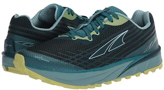 Altra Footwear Timp 2 (Teal/Lime) Women's Shoes