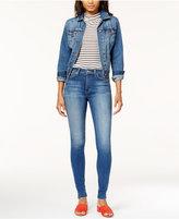 Joe's Jeans Icon Ankle Raw-Hem Skinny Jeans