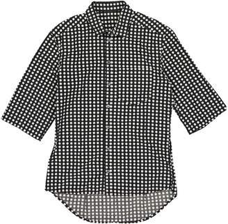 Dolce & Gabbana Black Cotton Shirts