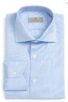 Canali Men's Regular Fit Solid Dress Shirt