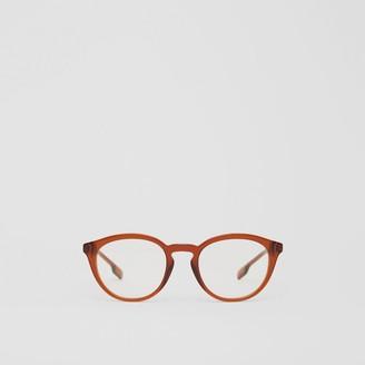 Burberry Round Optical Frames