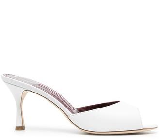 Manolo Blahnik Jada mule sandals