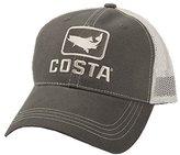 Costa del Mar Trout Trucker XL Hat - Moss / Stone
