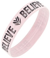 Forever 21 FOREVER 21+ Active Believe Graphic Headband