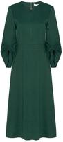 Tibi Marta Linen Dress