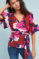 Tracy Reese Azalea Wrap Blouse