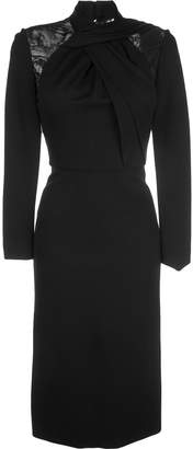 Jason Wu Collection fitted midi dress
