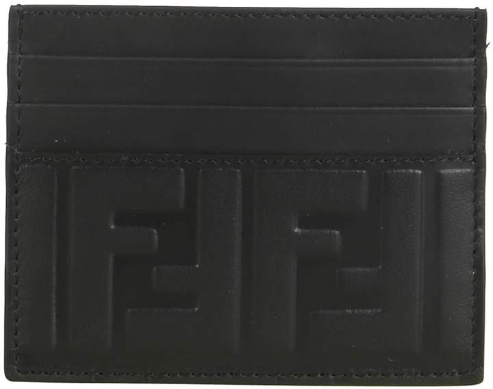 Fendi Double F Card Case
