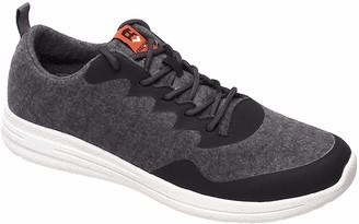 AdTec Mens Wool Shoes Slip on Lightweight Sneakers Odor Resitant & Easy to Clean Easy