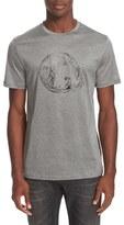 Versace Men's Beaded Logo T-Shirt
