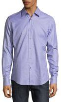 Pal Zileri Micro Dotted Dress Shirt