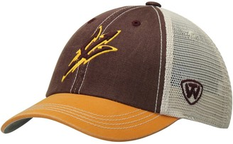 Top of the World Unbranded Youth Maroon Arizona State Sun Devils Offroad Trucker Snapback Hat