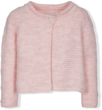 Lapin House Knitted Button Cardigan