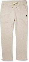 Polo Ralph Lauren Fleece-Backed Cotton-Blend Jersey Sweatpants