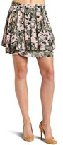 Jack Juniors Kiley Floral Printed Skirt