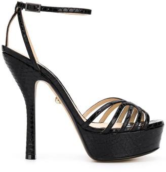 ALEVÌ Milano Caterina strappy sandals