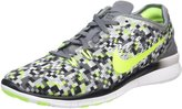 Nike Free 5.0 TR FIT Print Ladies Running Shoes - Cool