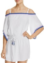 Becca by Rebecca Virtue Scenic Route Dress Swim Cover-Up