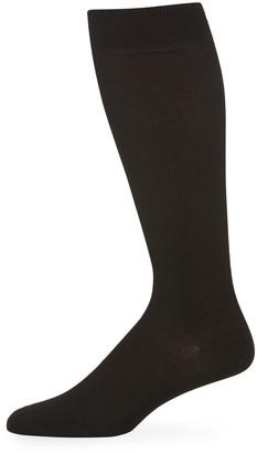 Dolce & Gabbana Men's Basic Socks, Black