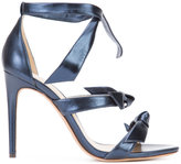 Alexandre Birman ankle tie sandals - women - Leather - 37