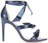 Alexandre Birman ankle tie sandals - women - Leather - 38