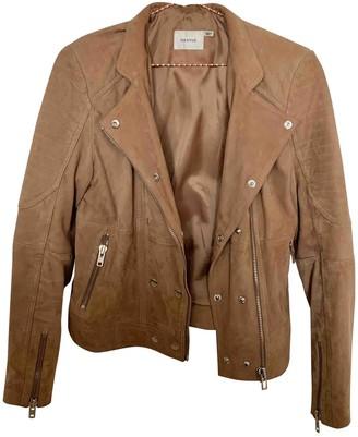 Gestuz Brown Suede Jackets