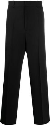 Jil Sander Wide-Leg Wool Trousers