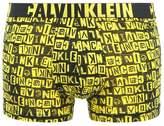 Calvin Klein Underwear Shorts Yellow