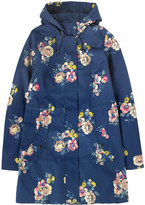 Cath Kidston Scattered Windflower Printed Hooded Parka