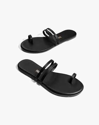 Madewell TKEES Leah Leather Sandals