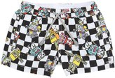 MC2 Saint Barth Robots Print Nylon Swim Shorts