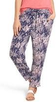 Roxy Women's Electric Mile Print Woven Pants