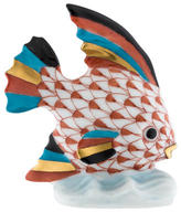 Herend Fish Figurine