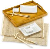 White 11-Piece Sushi Set