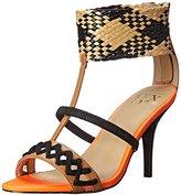 Gwen Stefani gx by Women's Drag Dress Sandal