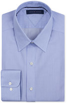 Tommy Hilfiger Men's Big & Tall Classic-Fit Non-Iron Fineline Stripe Dress Shirt