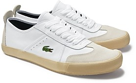 Lacoste Men's Contest Lace Up Sneakers