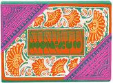 Olympia Le-Tan marigold book clutch