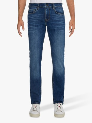 Tommy Hilfiger Denton Straight Jeans, New Mid Stone