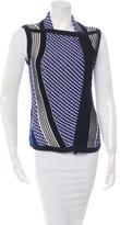 Ohne Titel Asymmetrical Knit Vest