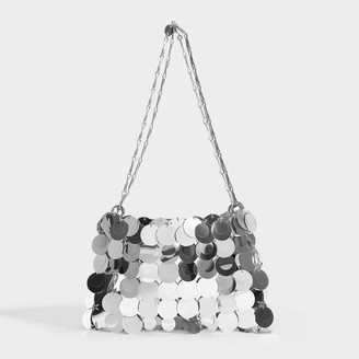 Paco Rabanne Sparkle 1969 Iconic Oversized Sequin Bag