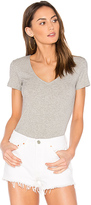 Amour Vert Eliza Tee in Gray. - size L (also in )