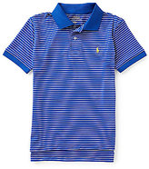 Ralph Lauren Big Boys 8-20 Striped Short-Sleeve Polo Shirt