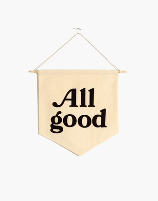 Madewell grl & co. All Good Banner