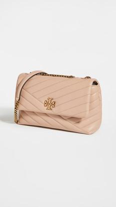 Tory Burch Kira Chevron Small Convertible Shoulder Bag