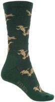 Woolrich Duck Socks - Merino Wool, Crew (For Men)