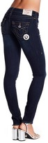 True Religion Embroidered Patch Skinny Jeans